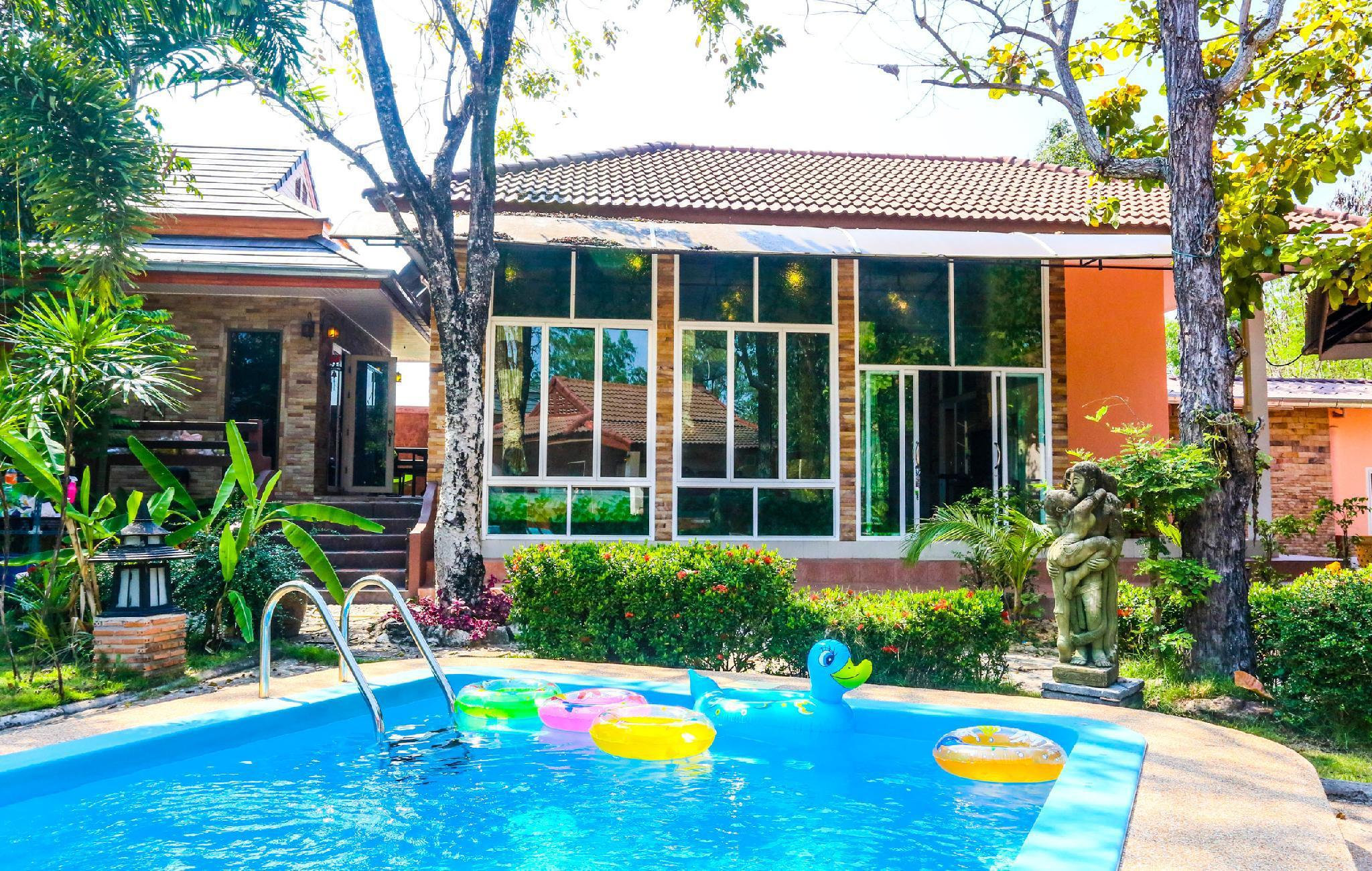 Phalaburi Resort พลาบุรี รีสอร์ต