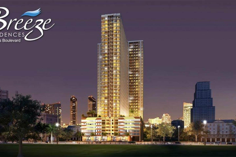 SMDC Breeze Residence Condominium 1BR w/Balcony
