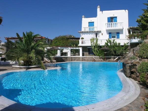 Iros Boutique Hotel Mykonos