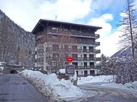 Apartment Les Aiguilles Du BrA�vent