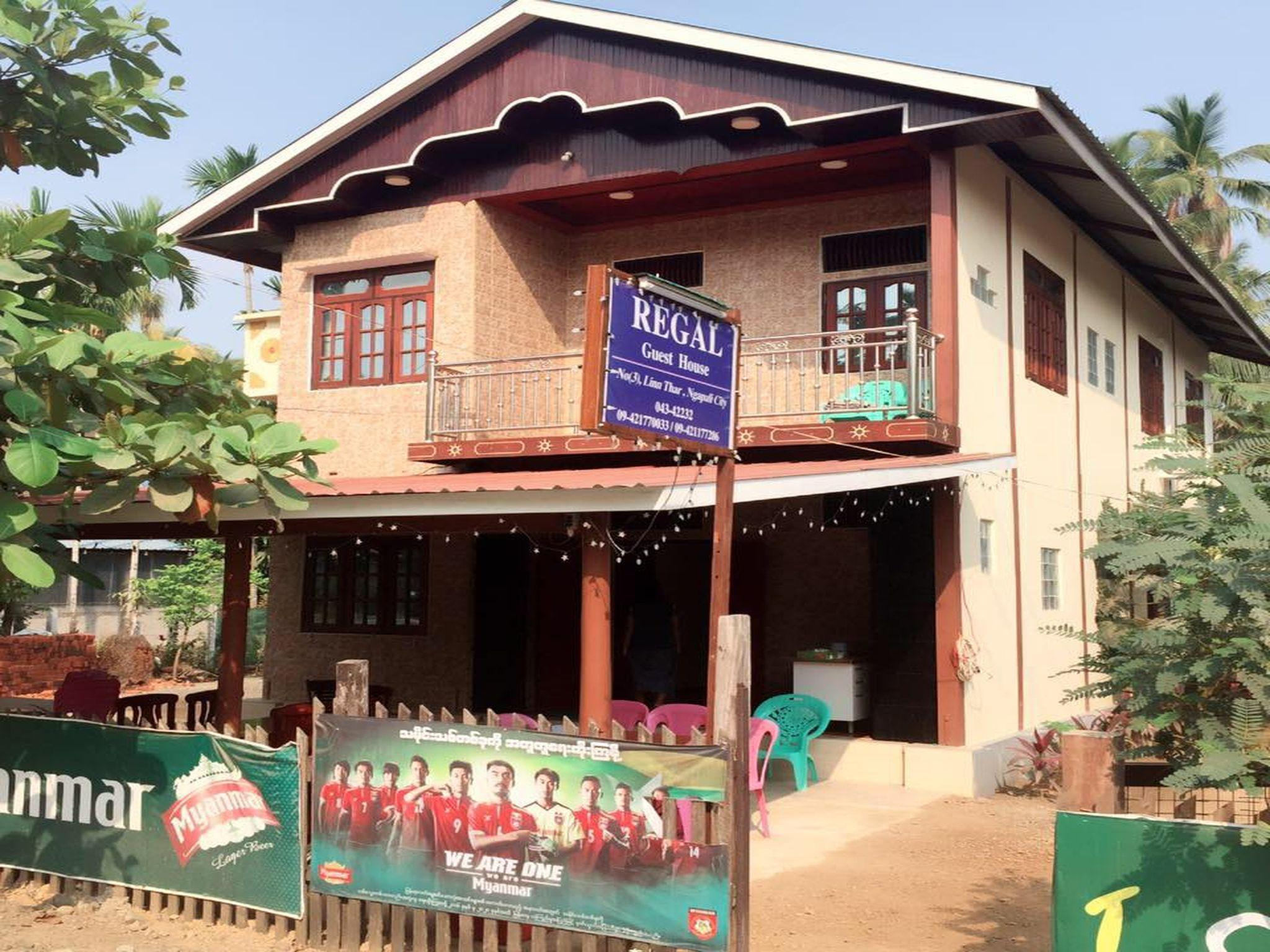 Regal Guest House Ngapali