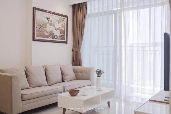 Short term rent Vinhomes Central Park Ho Chi Minh City