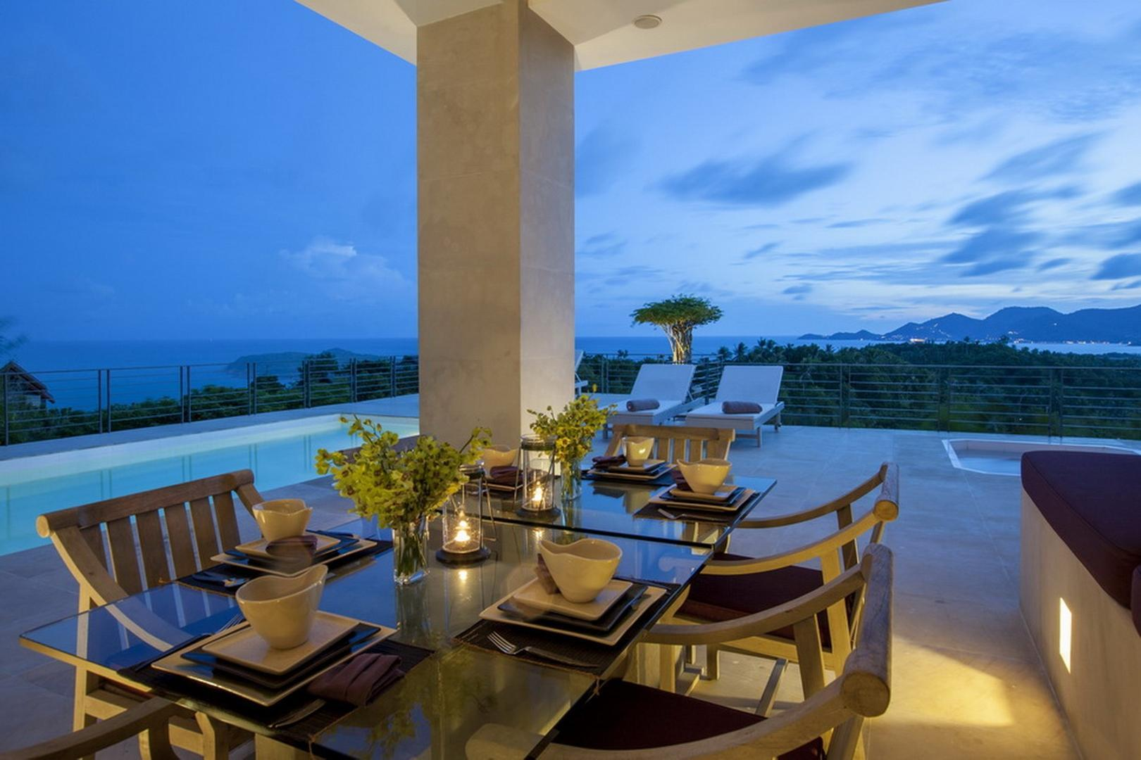 BFN   4 Bedroom Sea View Villa With Private Pool