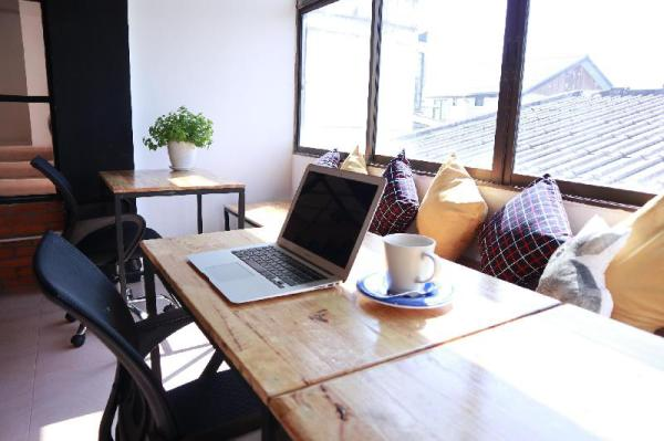 IN THE CITY Co-Living & Co-Working Space Chiang Mai