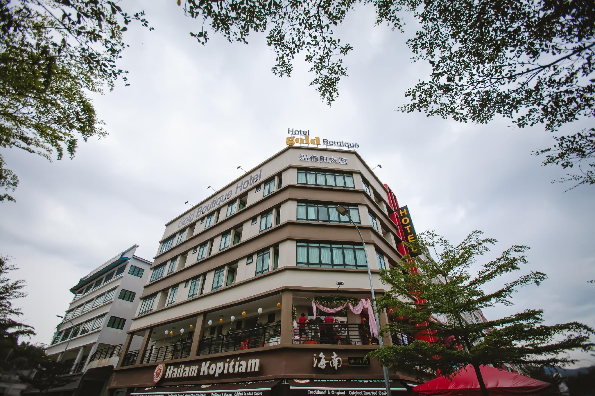 Gold Boutique Hotel Seremban