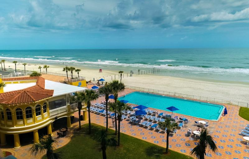 Plaza Resort Hotel Daytona Beach