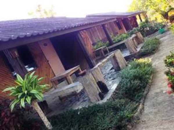 Phusammork Cottage Resort Mae Hong Son