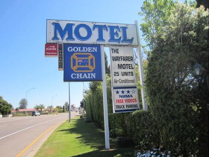 The Wayfarer Motel