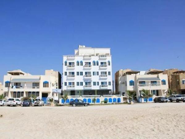 Hotel Beach Villas Salalah Oman