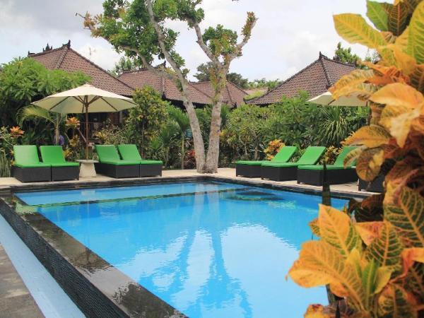 Cassava Lembongan Bungalow Bali