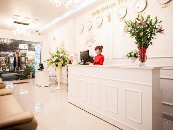 Wild Lotus Hotel - Hang Be Hanoi