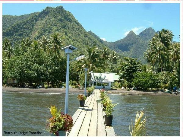 Bonjouir Lodge Paradise Tahiti