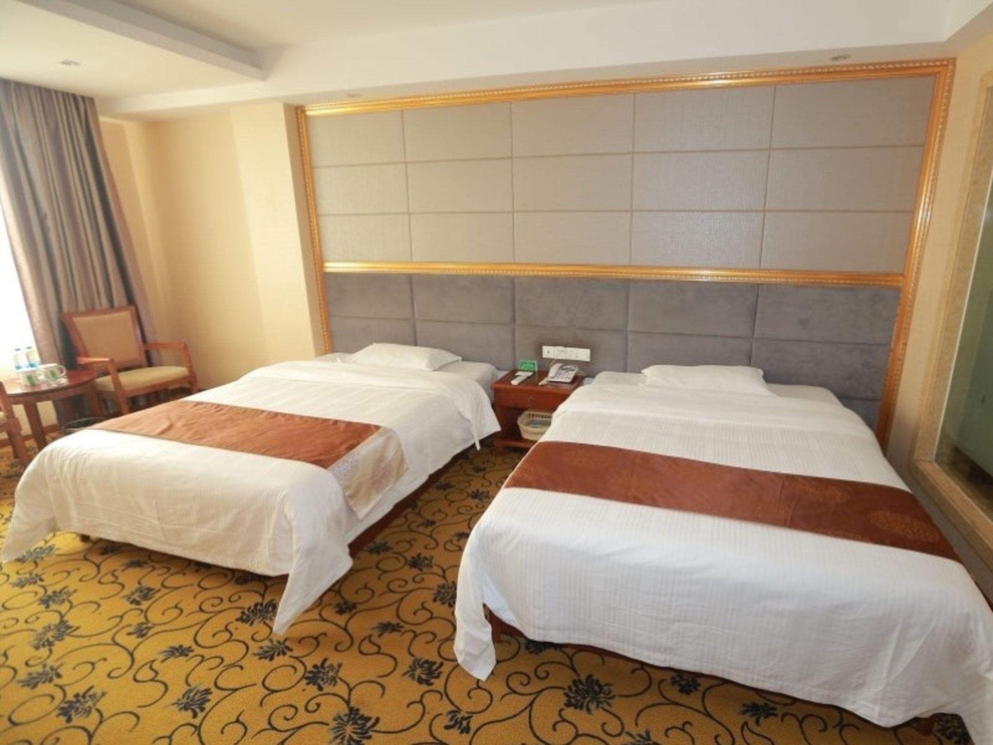 GreenTree Alliance Hotel Hezhou Bada West Road Xueyuan Branch