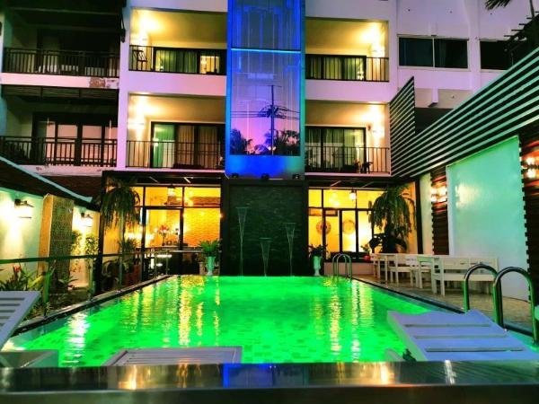 Beach Gallery House Pattaya