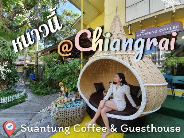 Suan Tung Coffee Chiang Rai