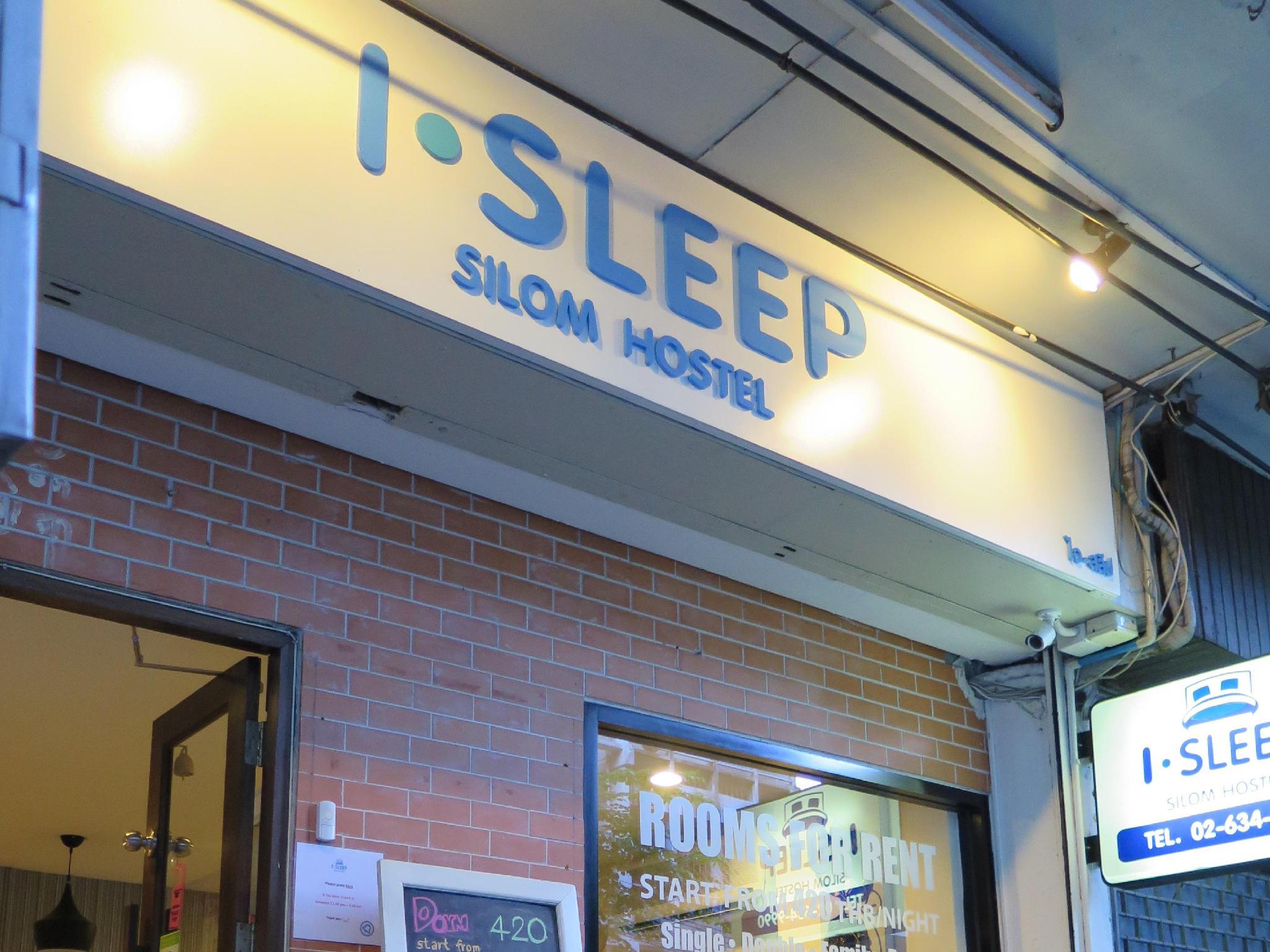 I Sleep Silom Hostel
