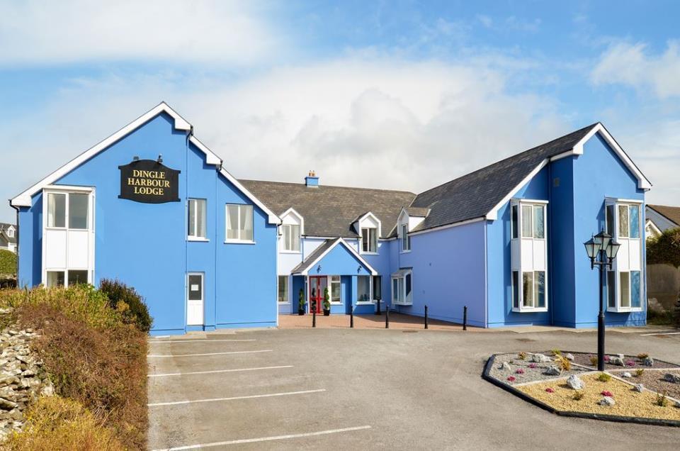 The Dingle Harbour Lodge