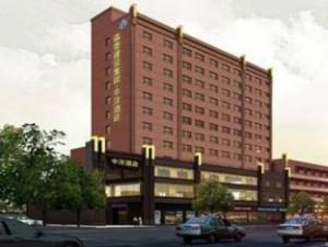 Wuhan Sentai Zhongyang Hotel