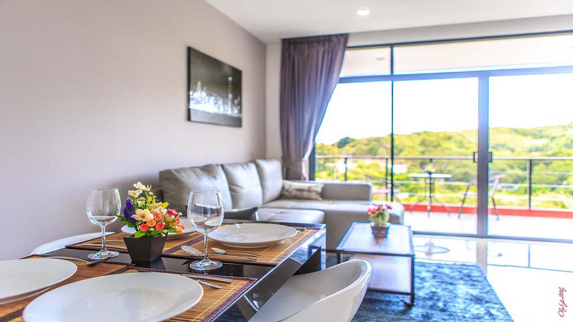 Nai Harn Luxury Studio
