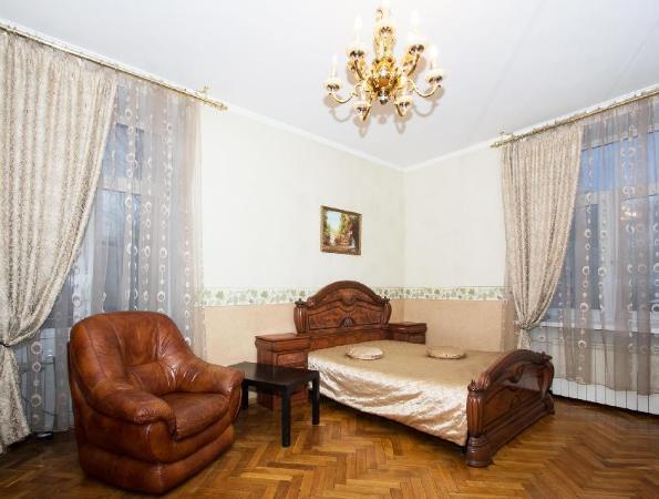 ApartLux Park Pobedy Moscow