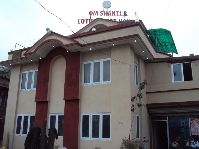 Om Shanti And Lotus Guest House