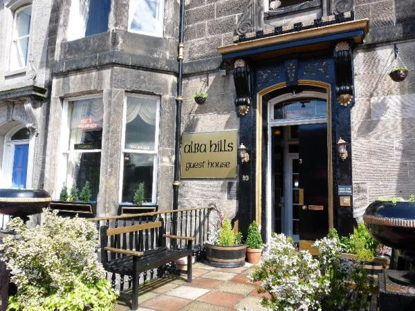 Alba Hills Guest House Edinburgh