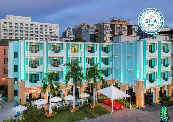Wave Hotel (SHA Certified) Pattaya