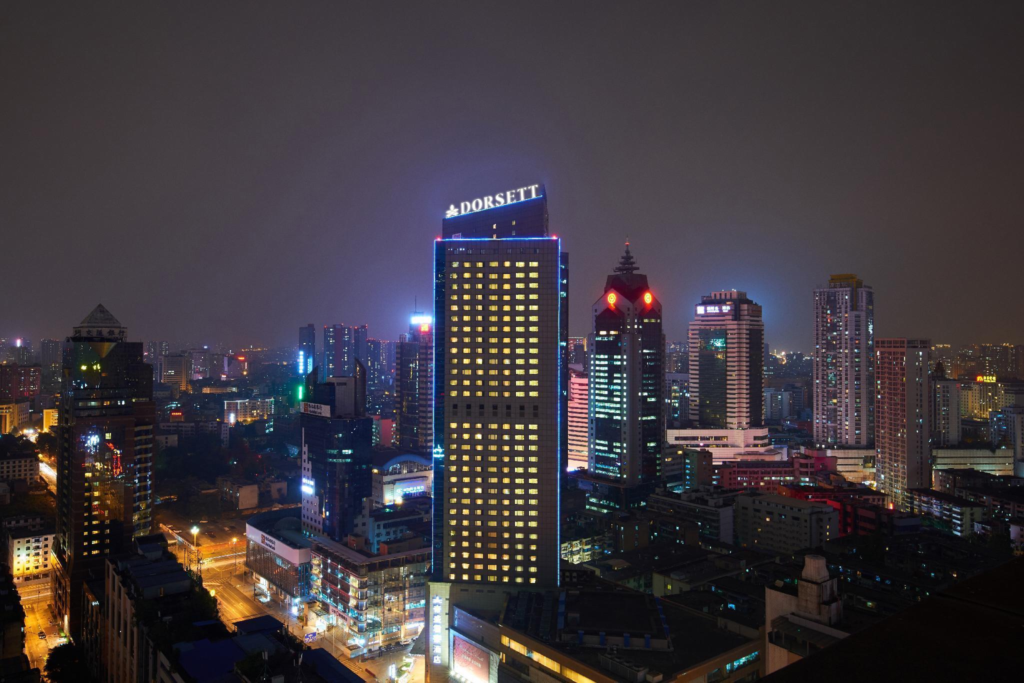 Dorsett Chengdu Hotel