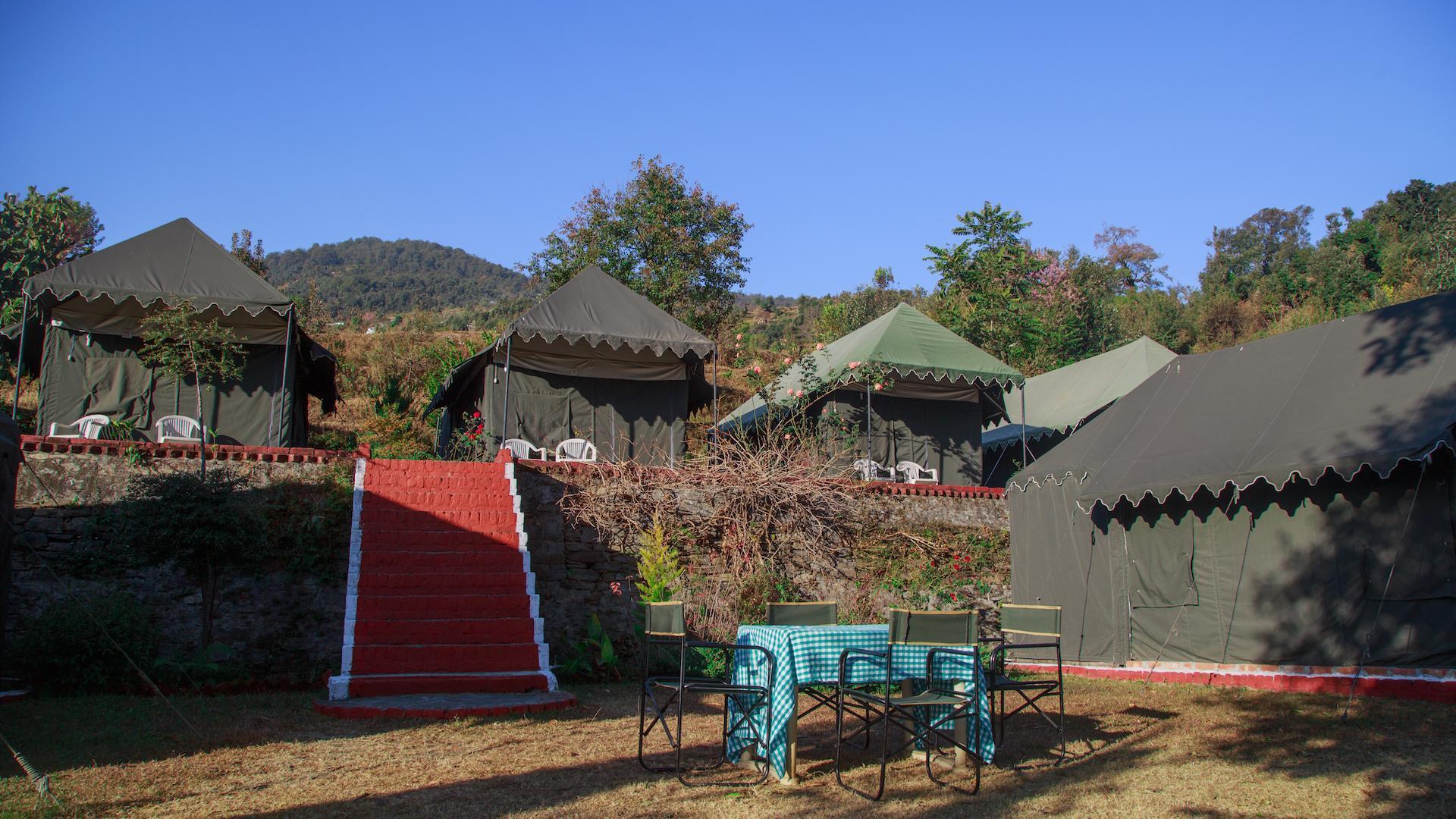 Kedar Camp Resort