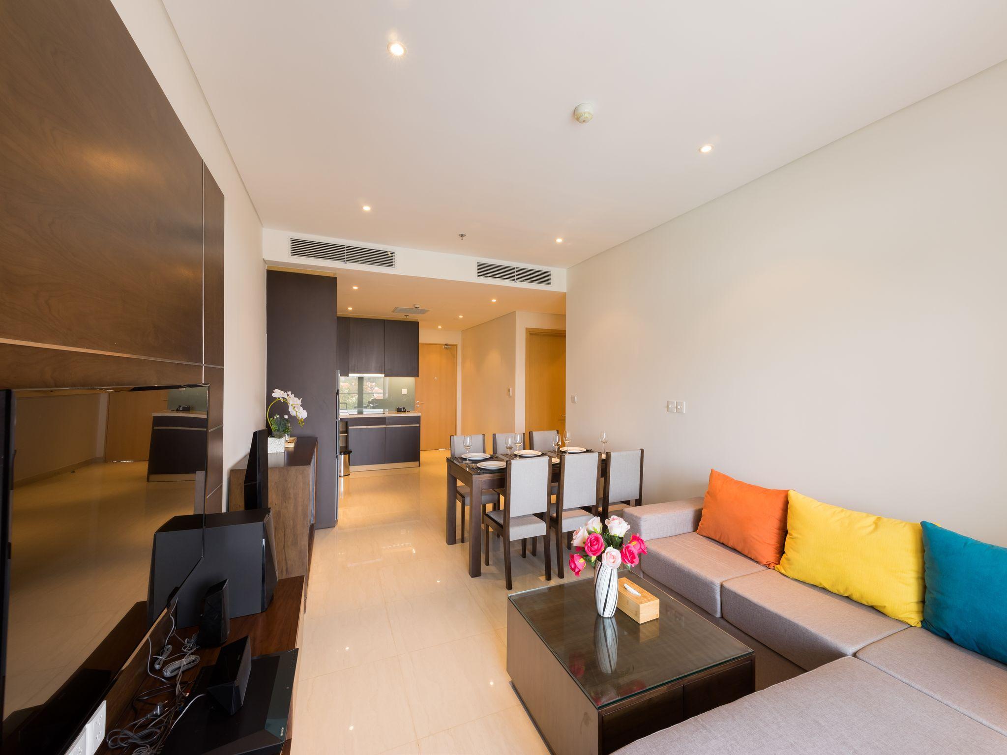 Lux Cozy Apartment At 5* Ocean Villa Resort  02