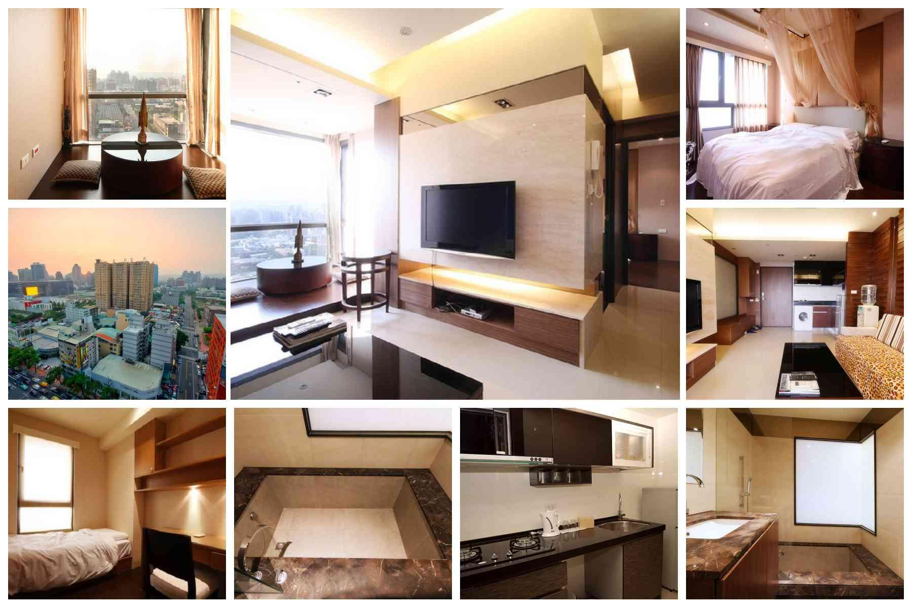 Beauty2 Bedroom And 1 Living Room