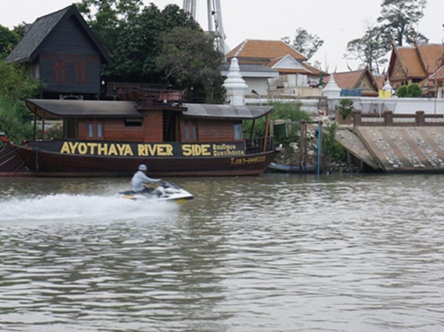 Ayothaya Riverside House - Ayutthaya