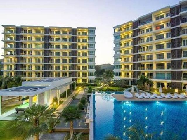 อพาร์ตเมนต์ 1 ห้องนอน 1 ห้องน้ำส่วนตัว ขนาด 53 ตร.ม. – ประจวบคีรีขันธ์ ซิตี้เซ็นเตอร์ – The Sea Condominium the cheapest one