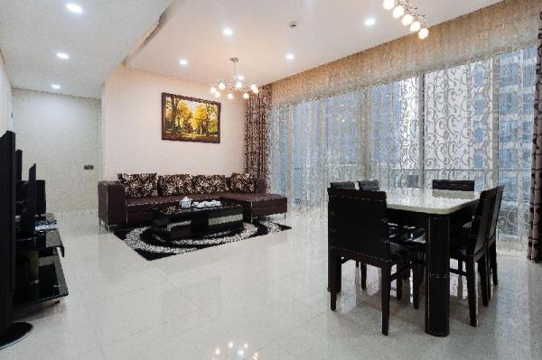 The Estella Luxury Condo with 3BR and Balcony  Ho Chi Minh City