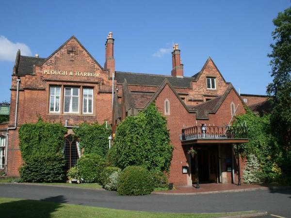 Best Western Plough and Harrow Hotel Birmingham