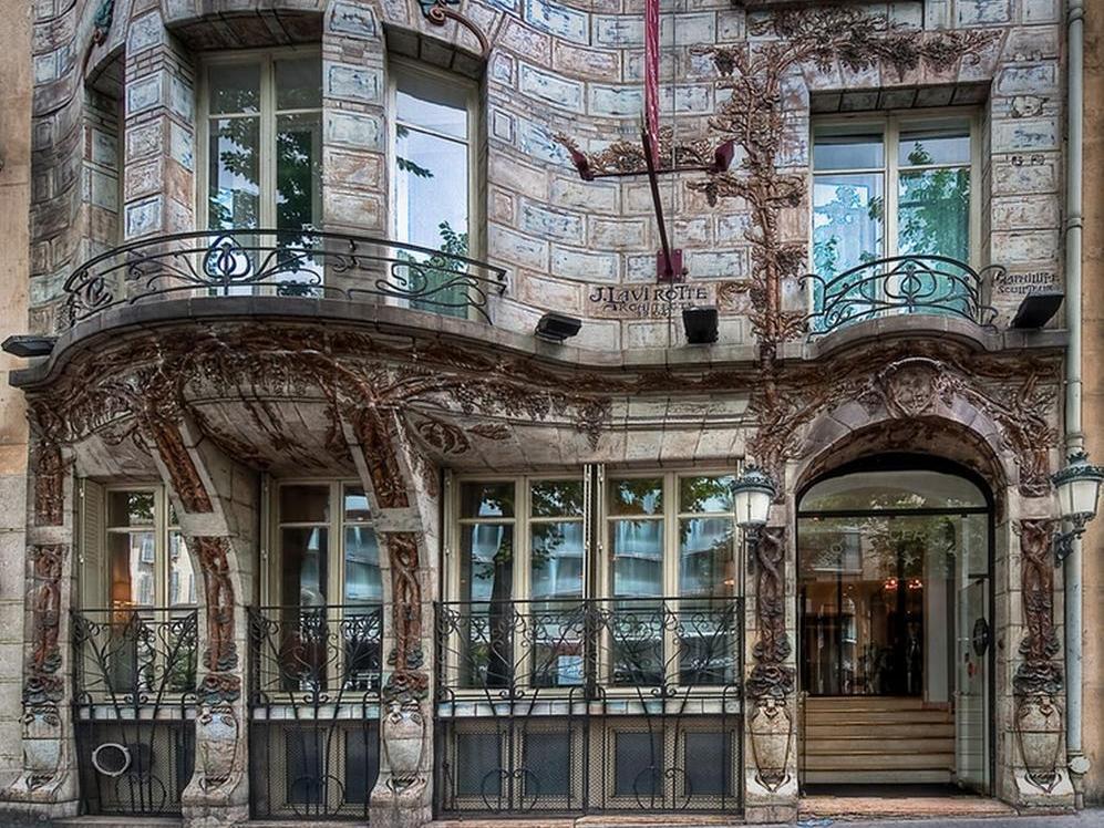 Hotel Elysees Ceramic