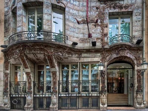 Hotel Elysees Ceramic Paris
