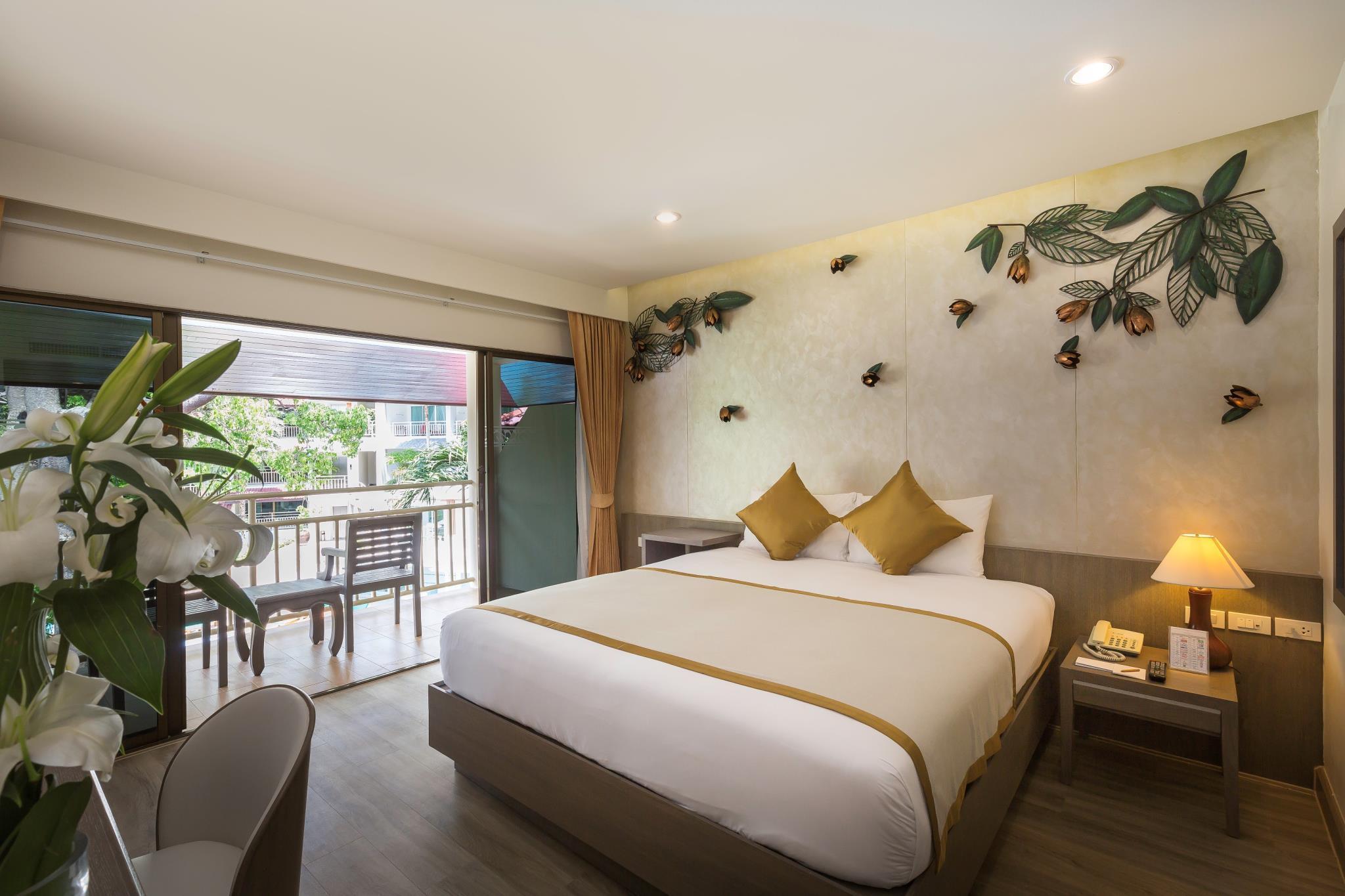 Tropical Serene Resort
