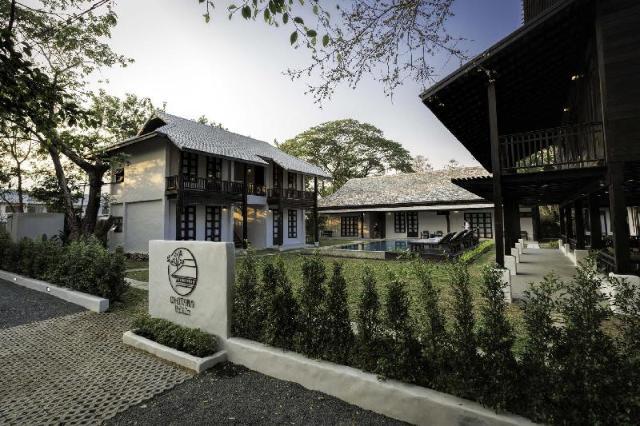 2 ห้องนอน 2 ห้องน้ำส่วนตัว ขนาด 60 ตร.ม. – ห้วยแก้ว – Chotana Villa ( Free  BBQ buffet dinner )