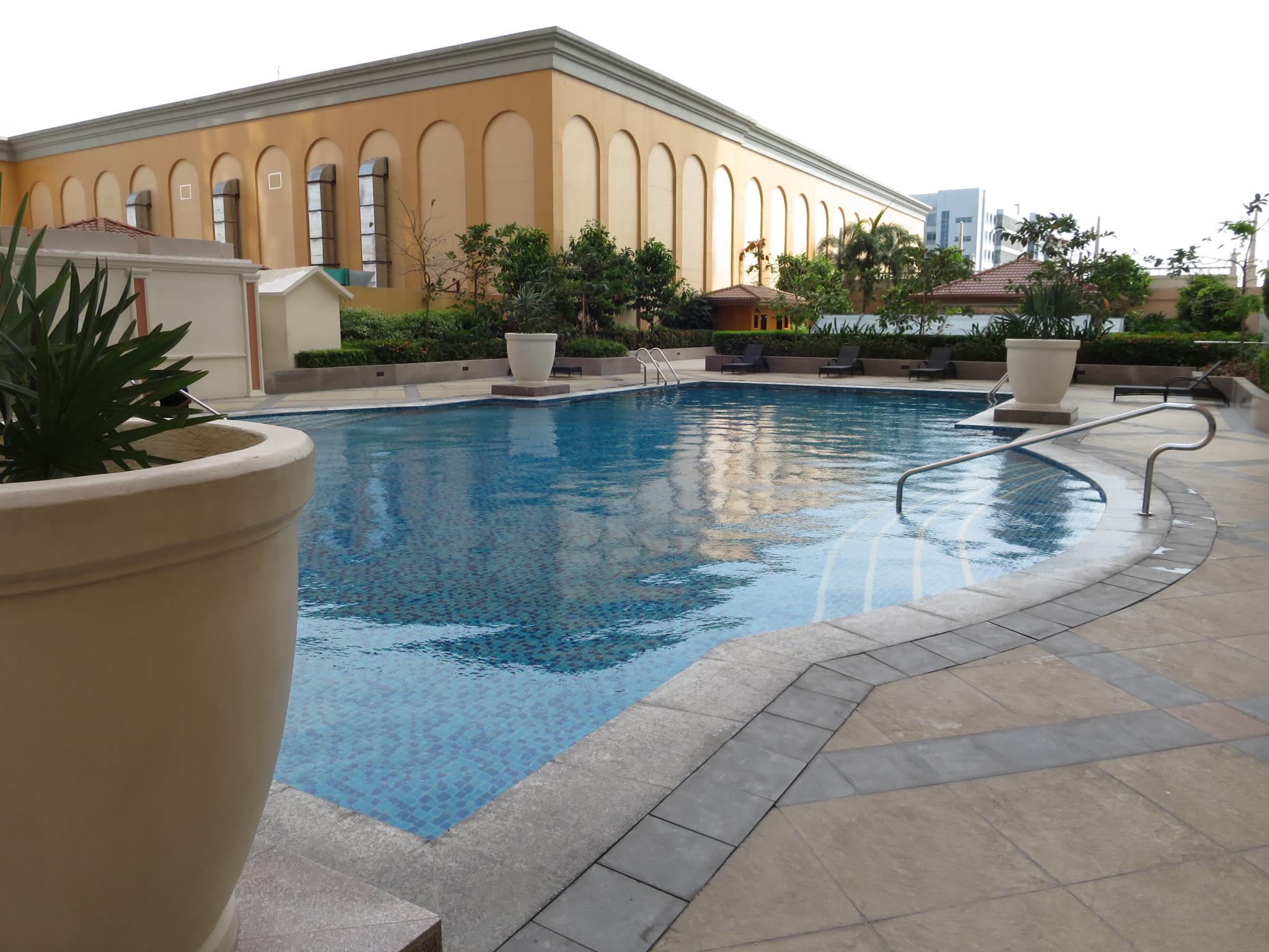 The Venezia Luxury Residences Studio Type