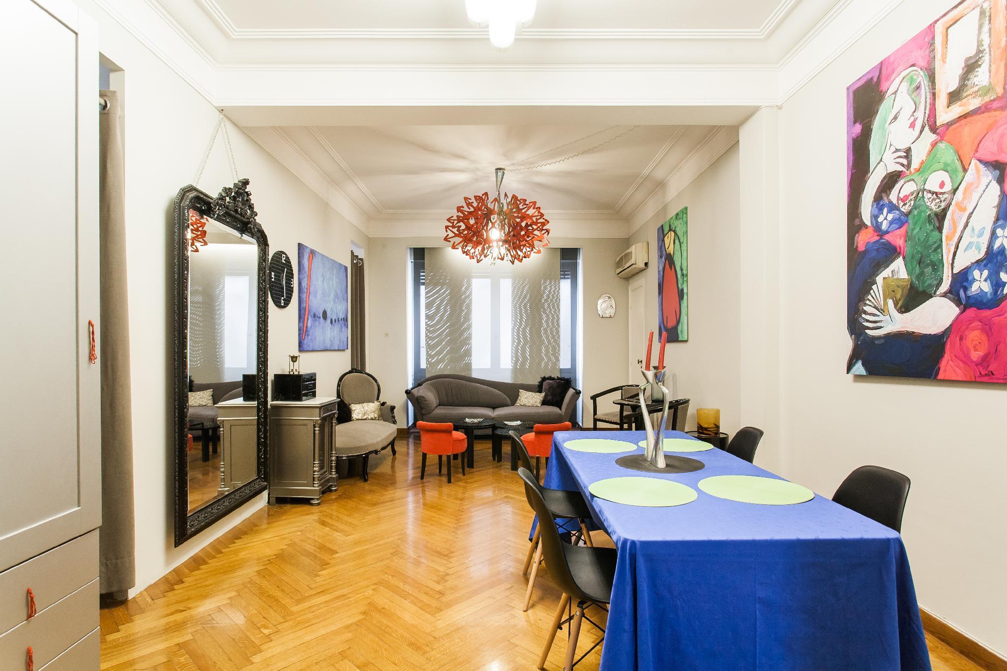 Art Apartment Kolonaki