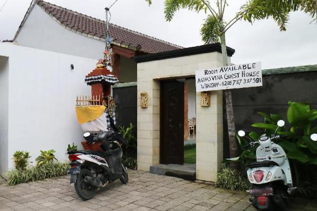 Aghasvina Guest House Canggu