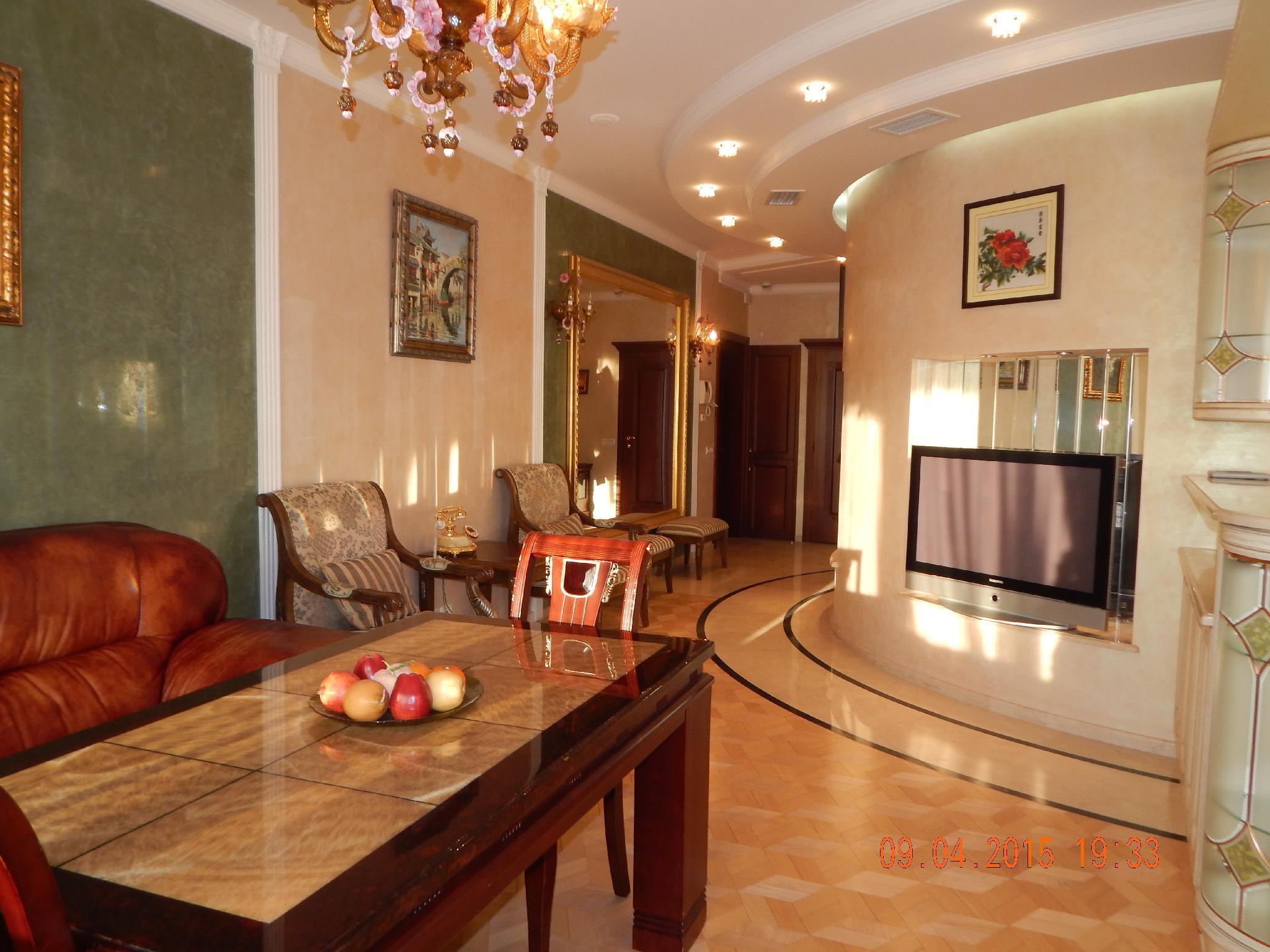 Apartment Vorobyevy Gory