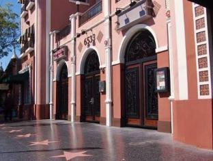 Classic Hollywood Studio Apartment