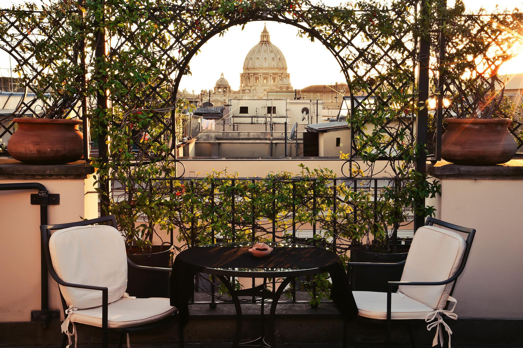 Rome isa design hotel in italy europe for Design hotel rom