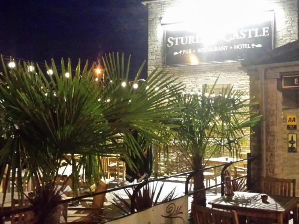 Sturdys Castle Inn Woodstock