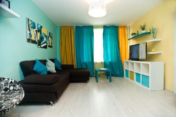 2-room apt. at B. Kondrat