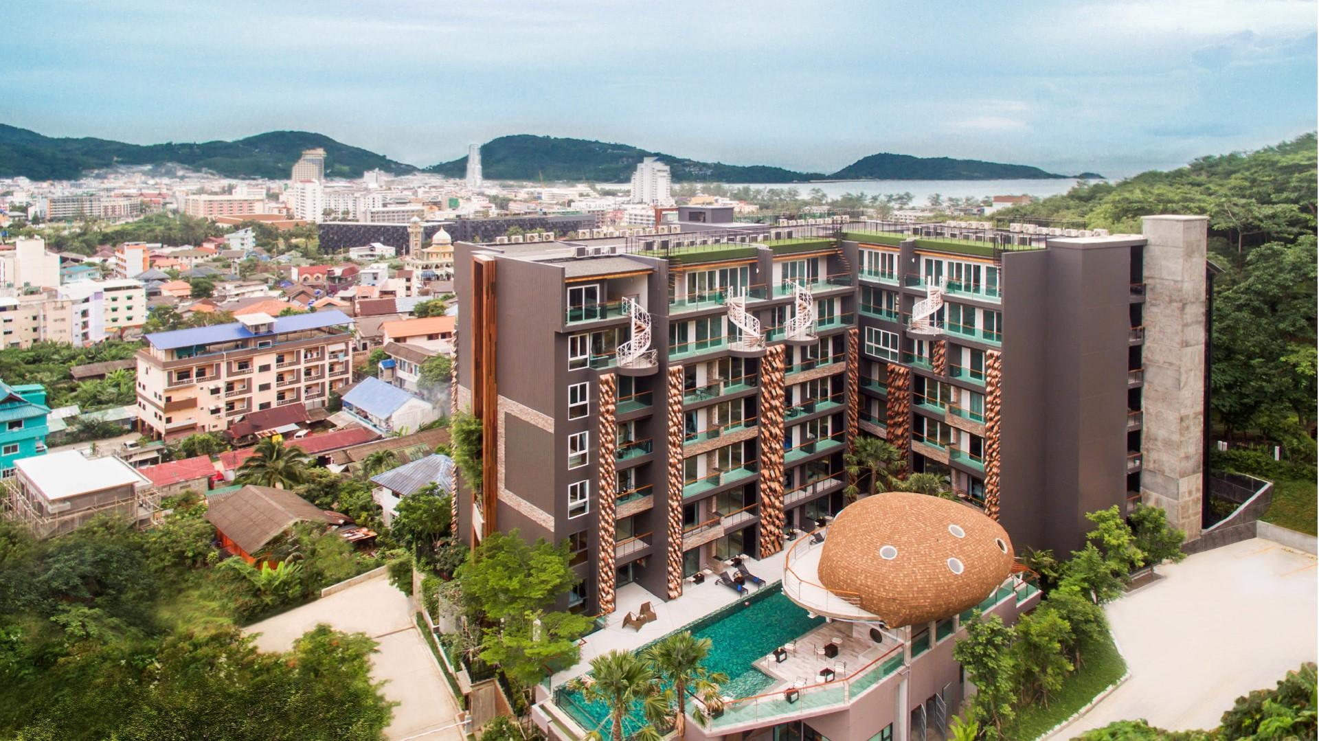 Emerald Terrace Patong by CHATTHA Emerald Terrace Patong by CHATTHA