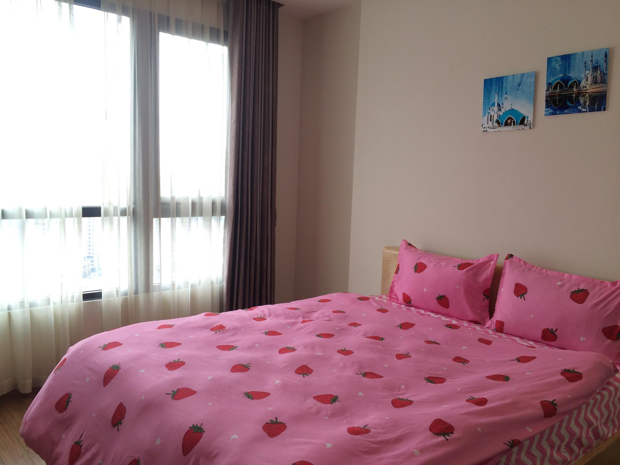 2 Bedroom Times City Duluxe Apartment Vinhomes