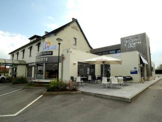 Hotel Le Saint Loup
